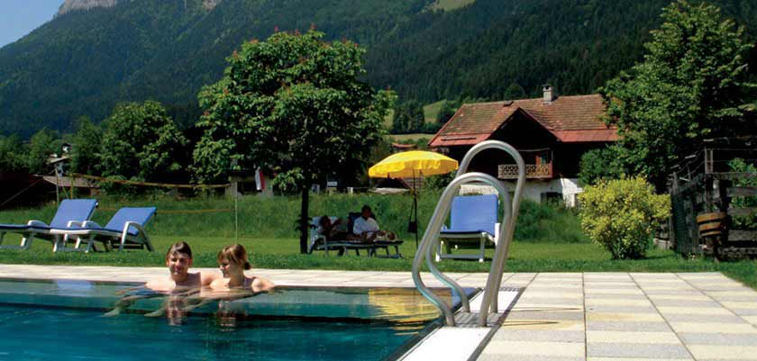 Hotel Postwirt, Söll, Austria - Exterior & pool area.jpg